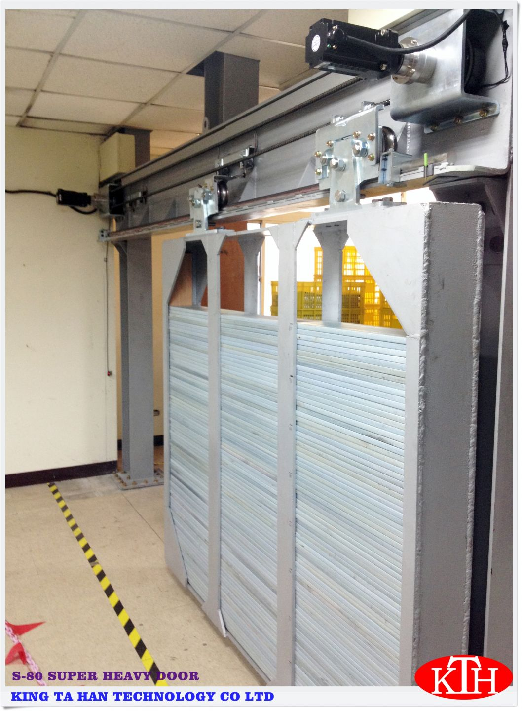【New】Super Heavy Door With Quality, Safety And Practicality.